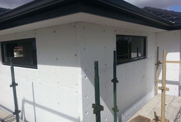 Light Weight Polystyrene Wall Cladding And Foam Rendering